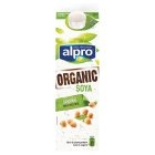 cheap soya milk Alpro Organic Soya Fresh Drink 1L