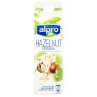 cheap hazelnut milk Alpro Original Hazelnut Fresh Drink 1L