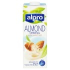 cheap almond milk Alpro Roasted Almond Original UHT Drink 1L