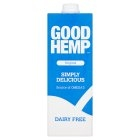 cheap hemp milk Braham & Murray Long Life Good Hemp Dairy Free Drink, Original 1L