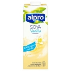 cheap flavoured milk Alpro Soya Vanilla Longlife Milk Alternative 1 Litre