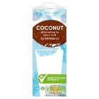 cheap coconut milk Sainsbury's Sweetened Coconut Drink 1L