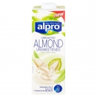 cheap almond milk Alpro Almond Unroasted and Unsweetened Drink Uht