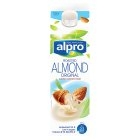 cheap almond milk Alpro Roasted Almond Original Fresh Drink 1L