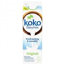 cheap coconut milk Koko Dairy Free Original Fresh Drink 1L