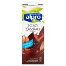 cheap flavoured milk Alpro Long Life Soya Chocolate Milk Alternative